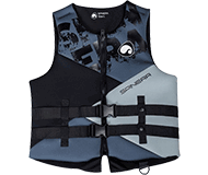 Swim jackets for water sports