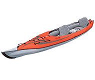 Advanced Elements inflatable air kayaks