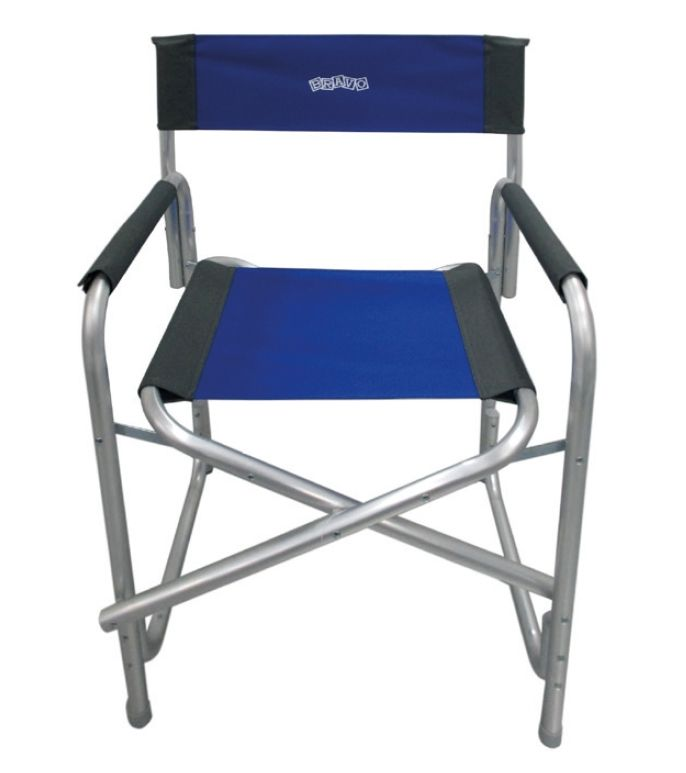 bravo folding camping chair regista chrregall