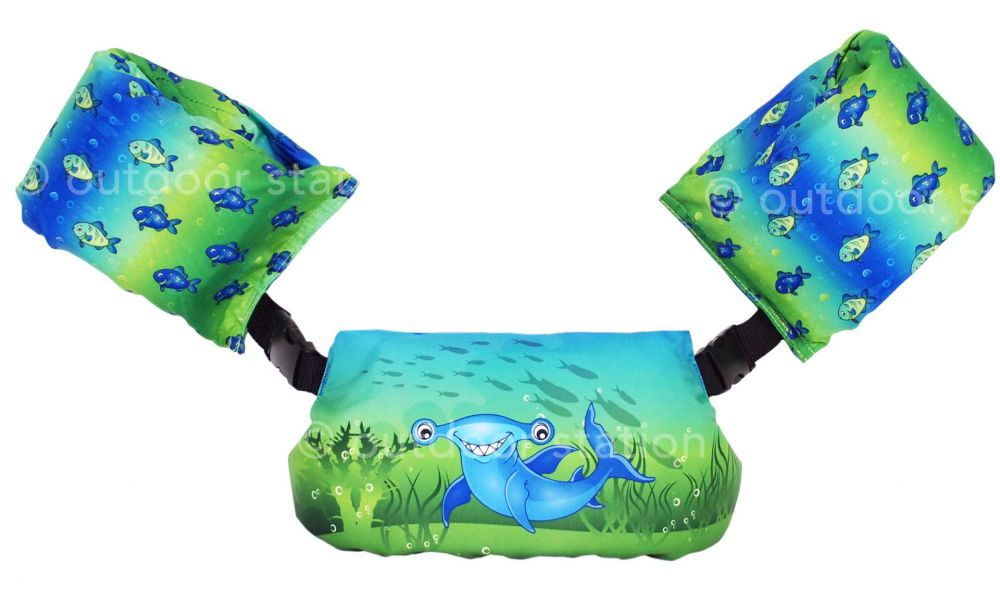 aquarius puddle jumper life jacket for children ljpuddle