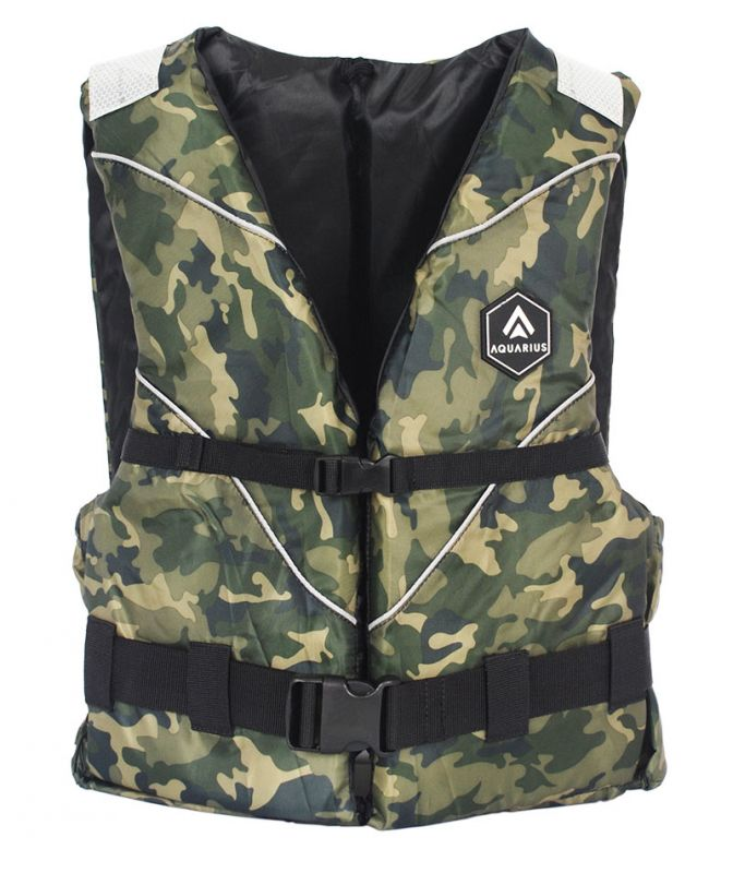 aquarius standard safety vest camo ljaqcall