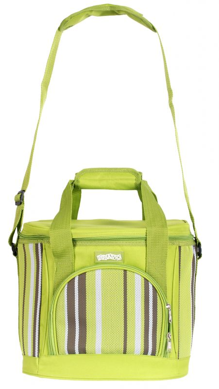 bravo insulated cooler bag cristallo coolcrall