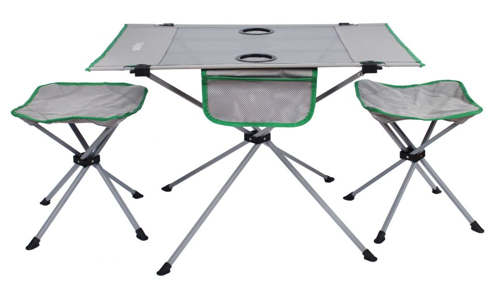 bravo camping table and stools set pic nic bravopicnic