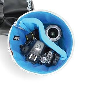 camera foam cushion for dry tube 5 10l blue sky camfmdt5 10sky