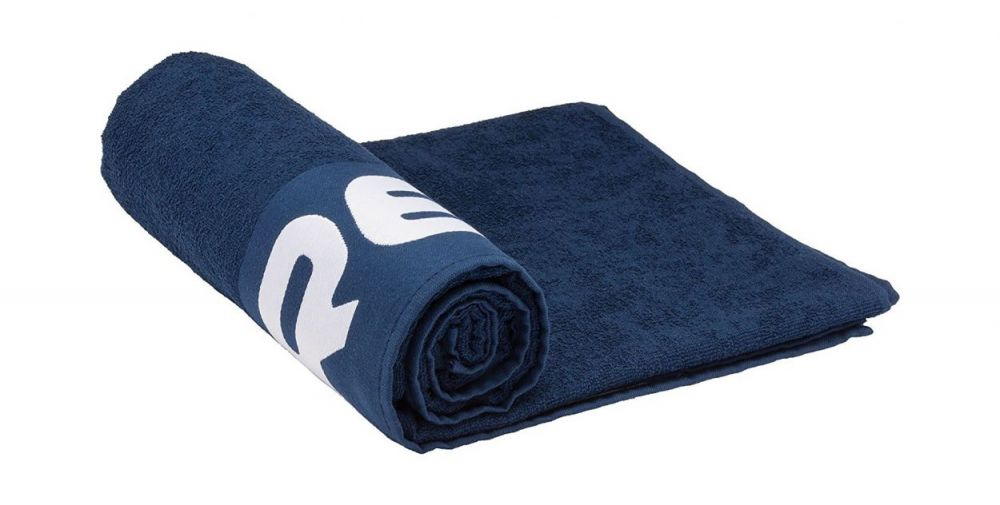 Cressi beach towel cotton 180 x 80 blue