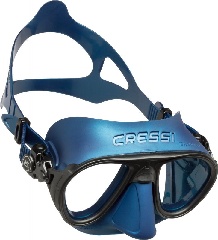cressi calibro diving mask cremascal