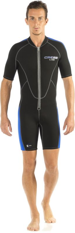 cressi lido shorty wetsuit for men creshmlido