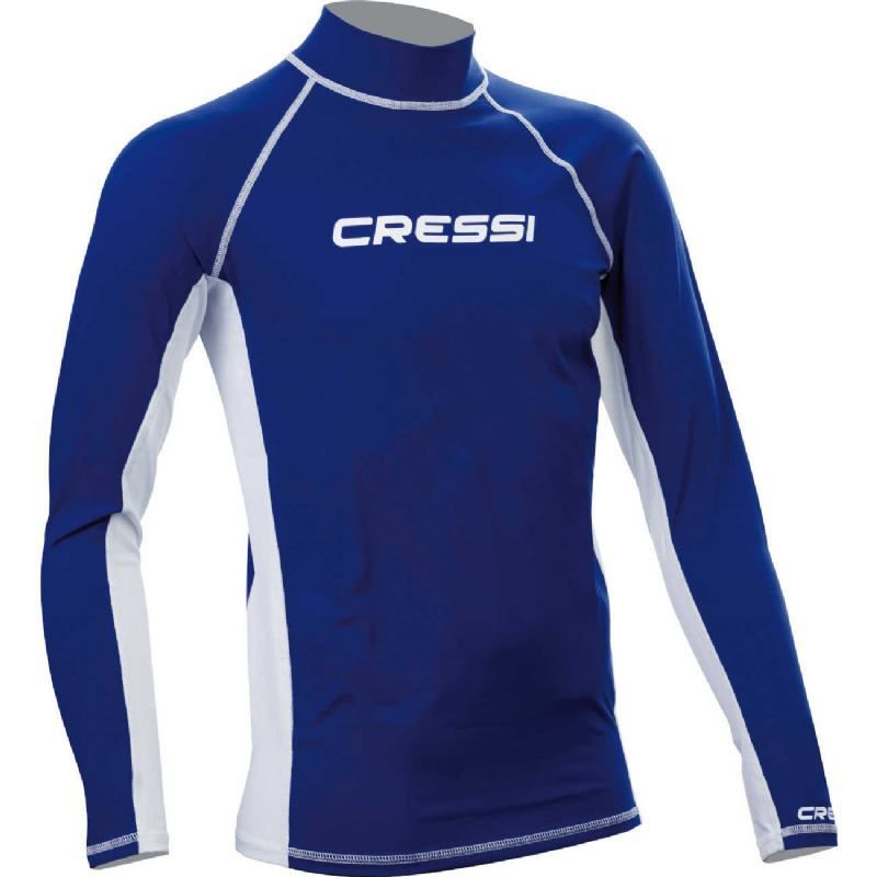 cressi rash guard for men long sleeve rashml