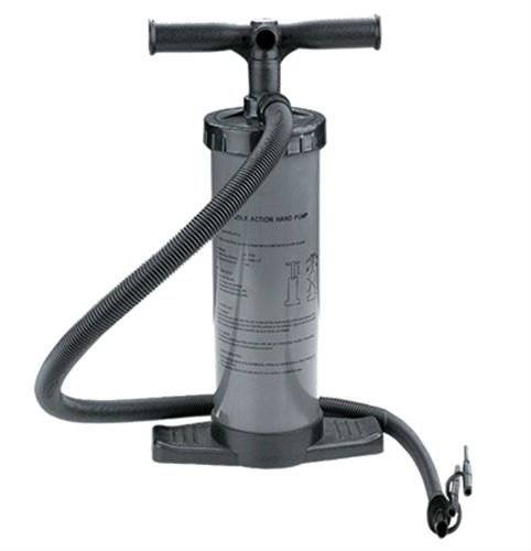 double action hand pump for kayak boat mattress
