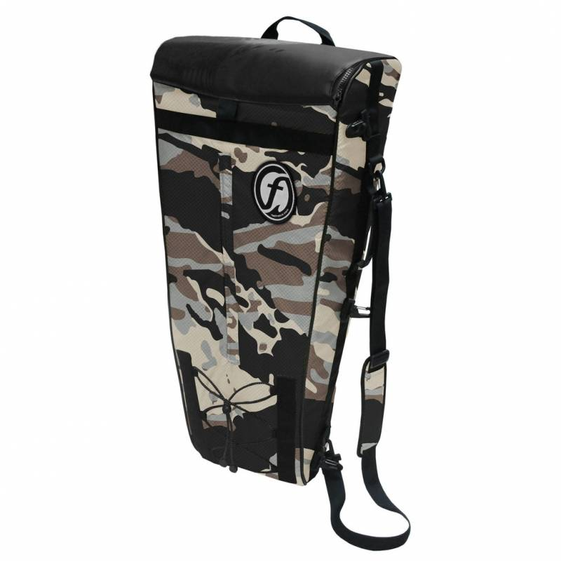 feelfree camo fish cooler bag l desert camouflage fcbdcl