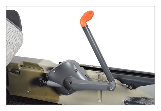 feelfree steering control kit for fishing kayaks kjkhand