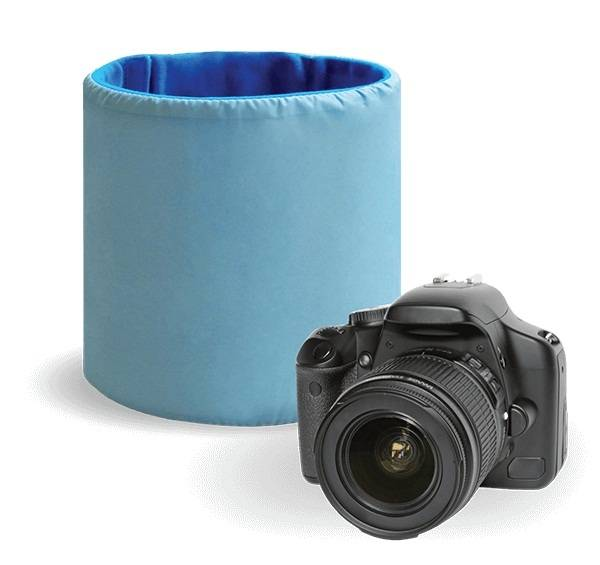 camera foam cushion for dry tube 15 20l blue sky camfmdt15 20sky