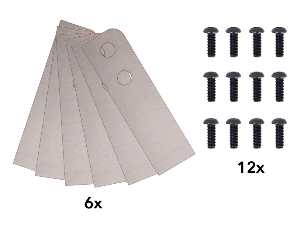 gp cut hoe cutter replacement blades