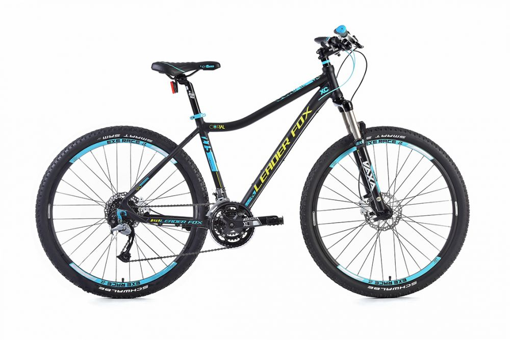 leader fox bicycle mtb corial 27 5'' lfcrlall