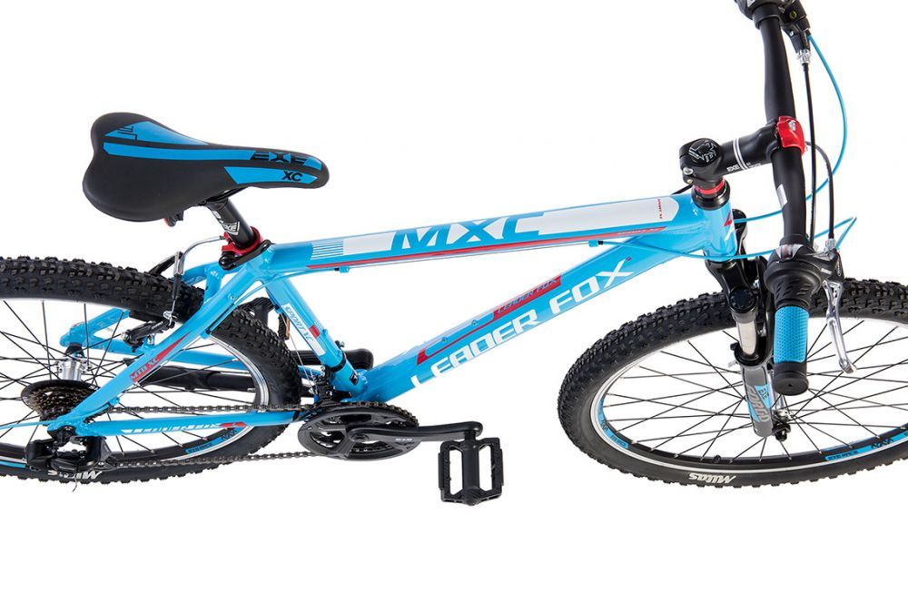 "leader fox bicycle mtb mxc 26"" lfmxcall"