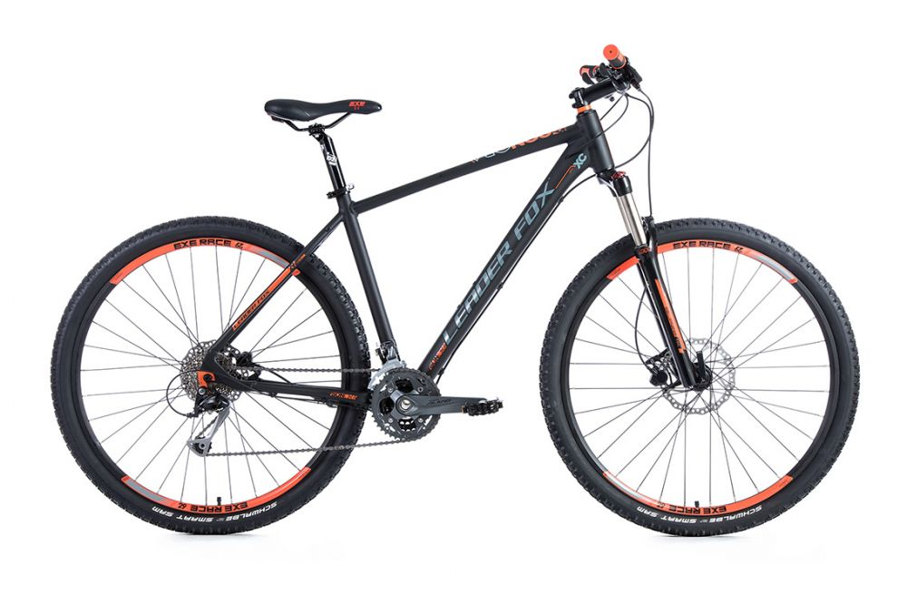 leader fox bicycle mtb sonora 29 lfsnrall