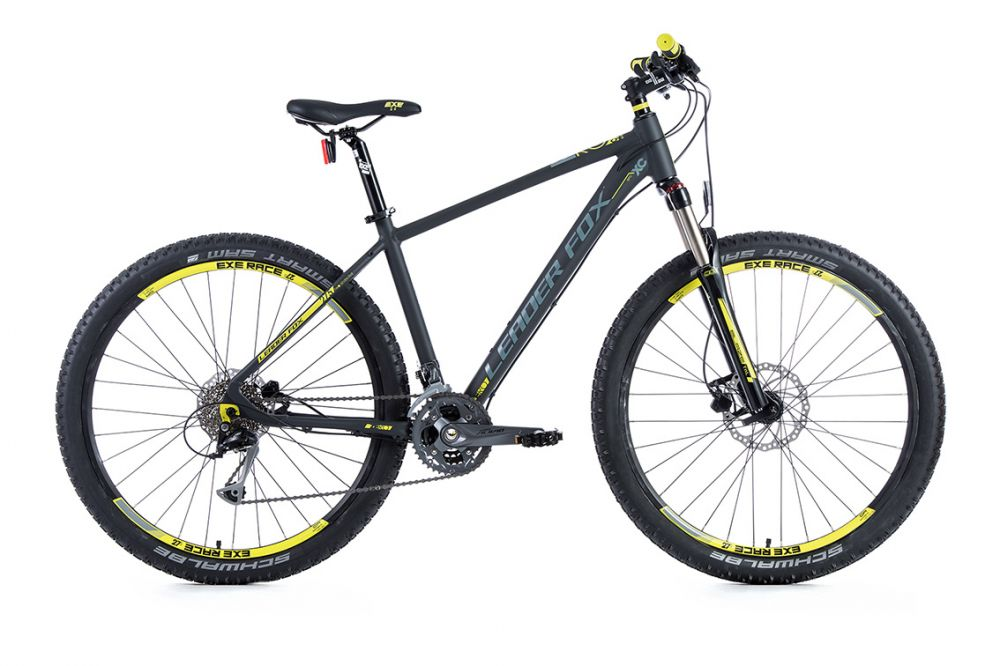 leader fox bicycle mtb zero 27 5 lfzeroall