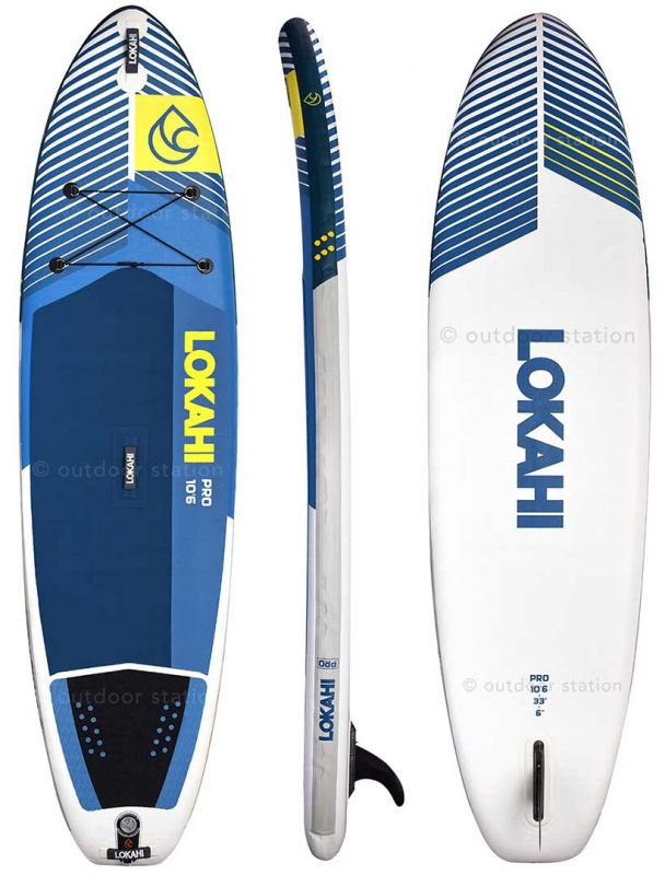 Lokahi inflatable SUP board Pro 10'6 Rider