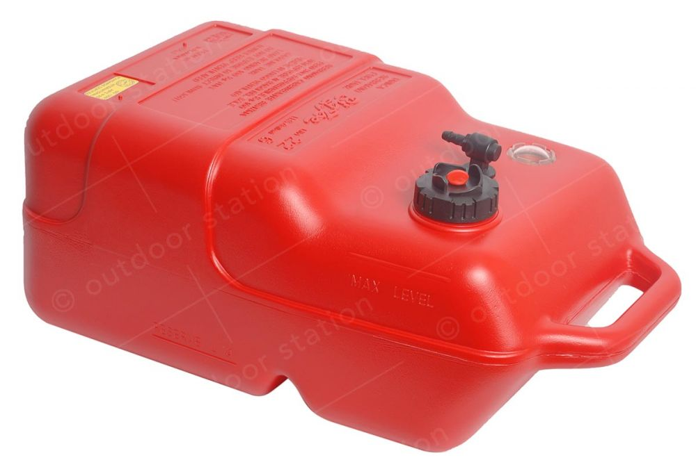 petrol and fuel tank big joe 22l with level indicator