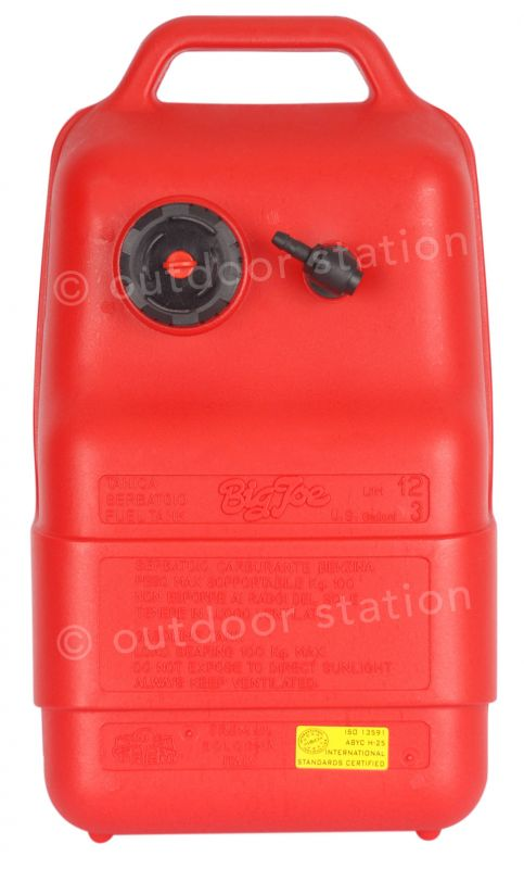 petrol and fuel tank canister big joe 12 22 30l