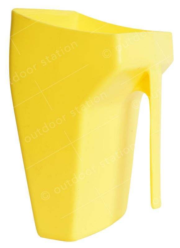 plastic water collector scoop 1 22l