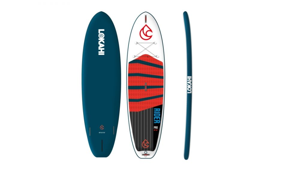 lokahi inflatable sup board pro 10 6 rider suplopro106
