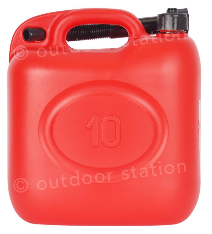 pvc petrol and fuel transfer tank canister with tube