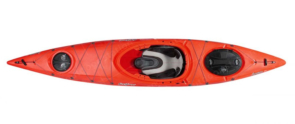sit in touring kayak feelfree aventura 125 kjkavn125all