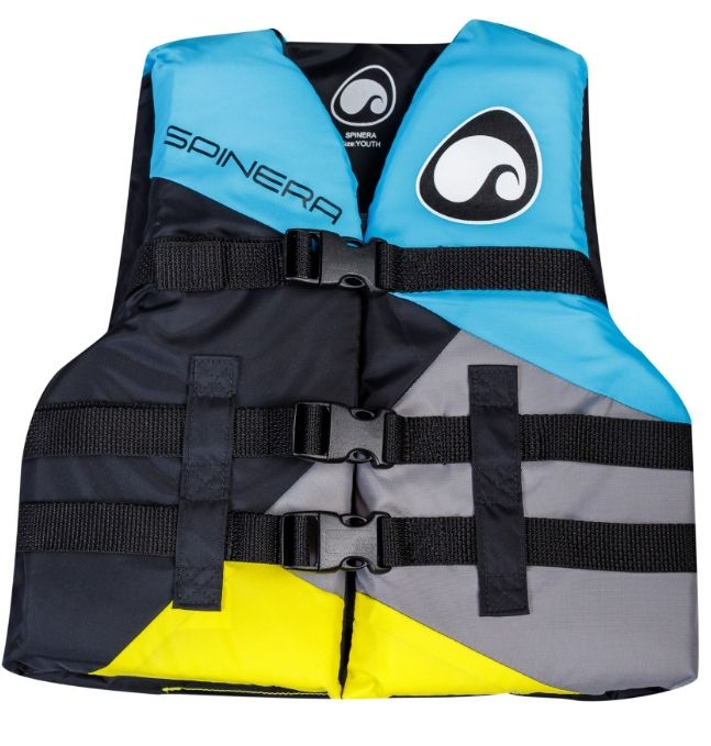 life jacket for children jet ski deluxe nylon 50n ljspindyn