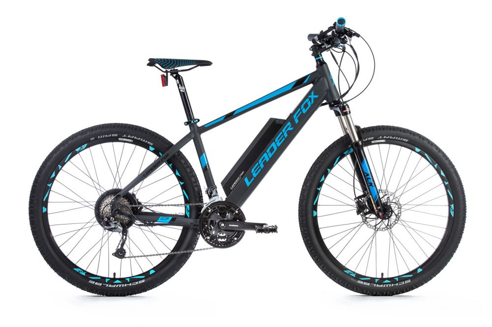 leader fox mtb e bike swan 27 5'' lfeswan27
