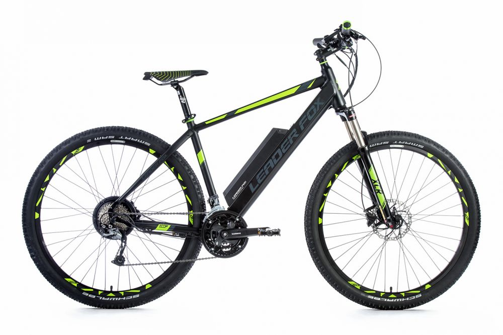 leader fox mtb e bike swan 29'' lfeswan29