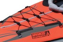 Inflatable kayak Advanced Elements AdvancedFrame red