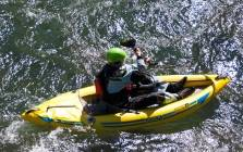 inflatable kayak advanced elements attack whitewater kjkaeatt