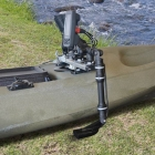 Railblaza kayak and canoe sounder and transducer mount