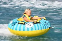 Spinera inflatable towable tube Wild Bob