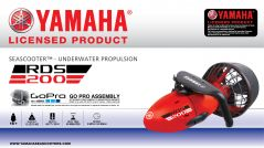 Yamaha sea scooter recreational RDS200