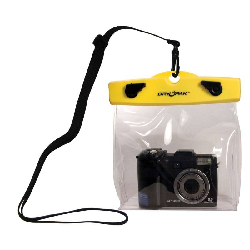 Waterproof case for personal items