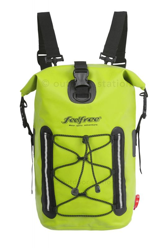 waterproof backpack bag feelfree go pack 30l gp30all