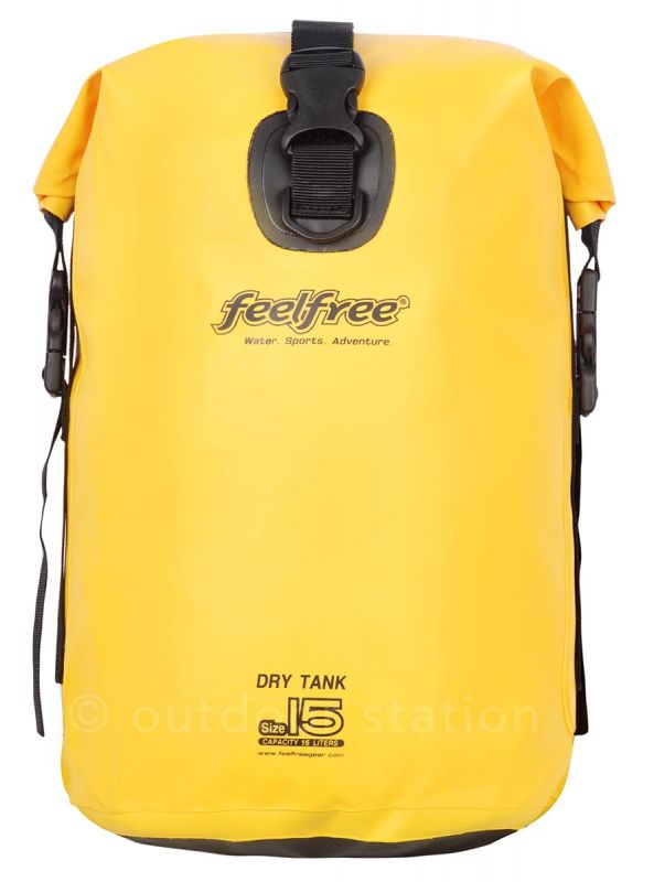 waterproof backpack feelfree dry tank 15l tnk15all