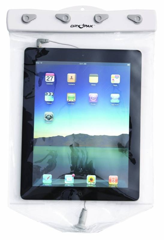 Waterproof dry case for tablet Dry Pak DPT 912w