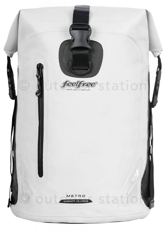 waterproof motorcycle backpack feelfree metro 15l mtr15all