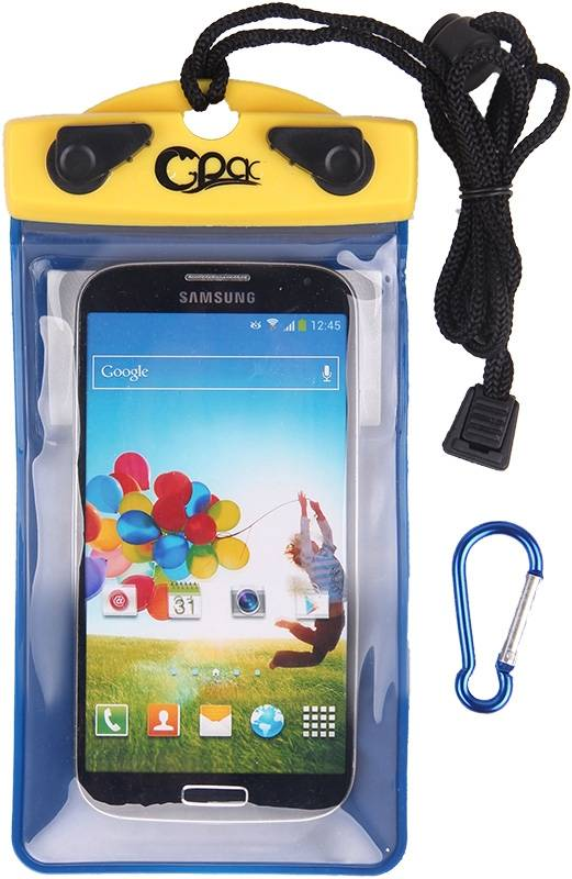 Waterproof phone case GP46-BLU