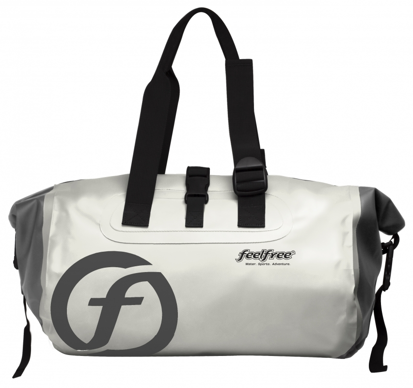 waterproof travel bag feelfree dry duffel 25l dfl25all