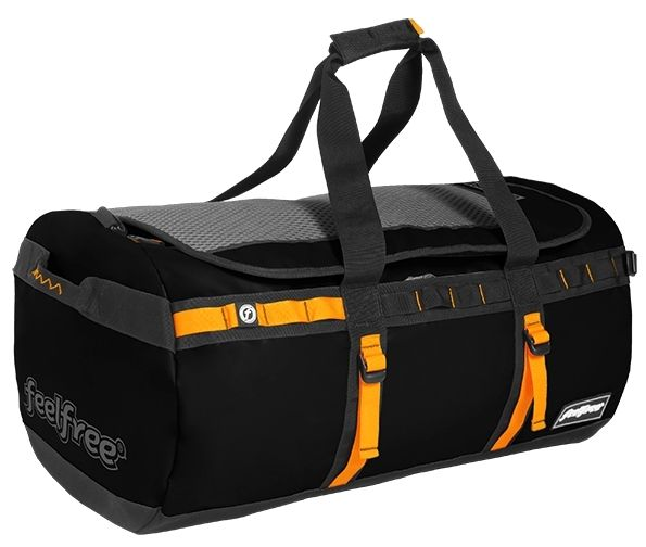 weatherproof travel bag feelfree cruiser 90l cru90all