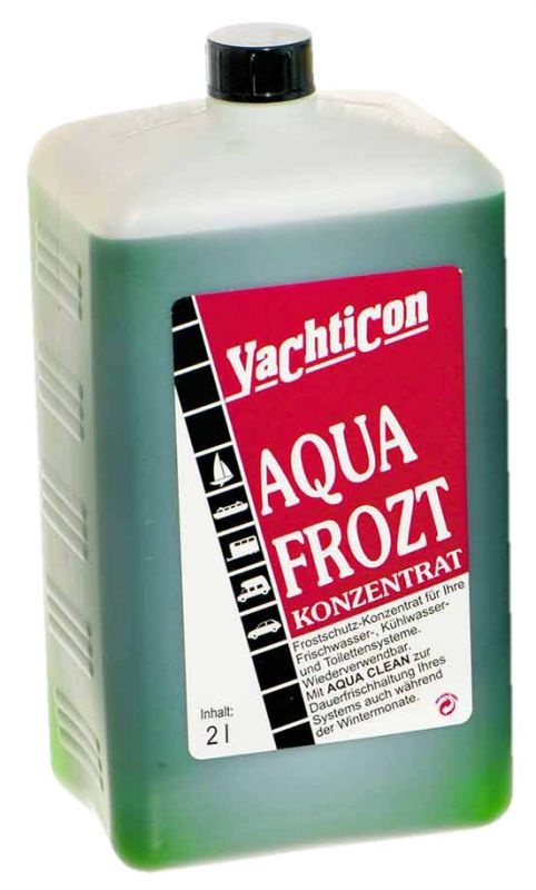 yachticon water antifreeze concentrate 2l