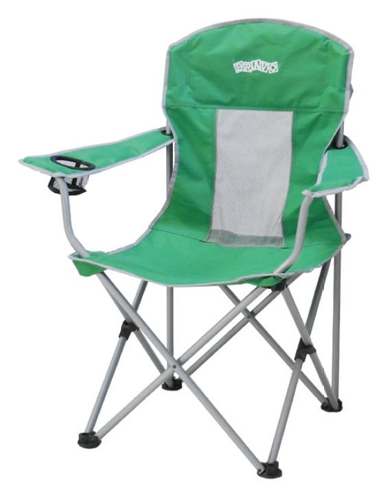 bravo folding camping chair chrcamp